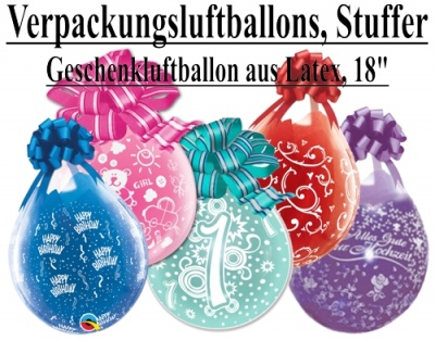 Verpackungsballons, Stuffer