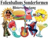 Luftballons Folie, Sonderformen
