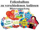 Luftballons, verschiedene Anlässe