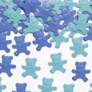 Konfetti Bärchen Blau, 15 Gramm Packung