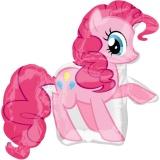 Folien-Luftballon, Little Pony, Pinkie Pie, Shape, 5 Stück