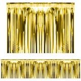 Fransengirlande, gold, 6 m
