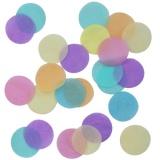 Konfetti Pastel Rainbow, 15 Gramm Packung