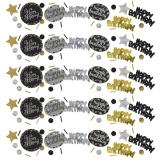 Konfetti Happy Birthday Sparkling Gold, 34 Gramm Packung