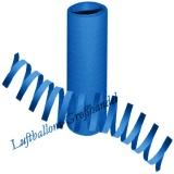 Luftschlangen - Blau, 1 Stück