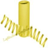 Luftschlangen - Gelb, 1 Stück
