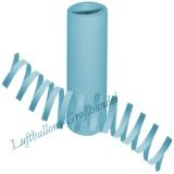 Luftschlangen - Hellblau, 1 Stück