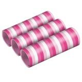 Luftschlangen - Hot Pink, 3 Stück Packung