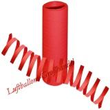 Luftschlangen - Rot, 1 Stück