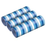 Luftschlangen - Sky Blue, 3 Stück Packung