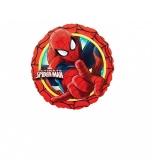 Luftballon, Folienballon, Spiderman, 45 cm, 10 Stück