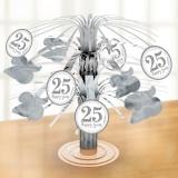 Tischdekoration 25 Happy Years, 1 Stück