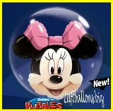 Doppel-PVC-Ballons, Insider, Minnie Mouse