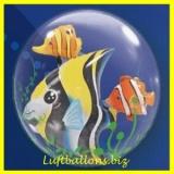 Doppel-PVC-Ballons, Insider, Tropische Fische