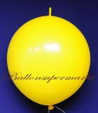Großer Kettenballon, Gelb