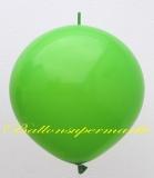 Großer Kettenballon, Grün