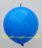 Großer Kettenballon, Hellblau