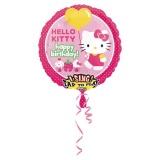 Folien-Luftballon Hello Kitty, Musikballon