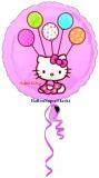 Luftballon, Folienballon, Kitty-Balloons, 45 cm, 10 Stück