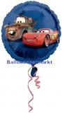 Luftballon, Folienballon, Cars, 45 cm, 10 Stück