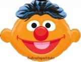 Folien-Luftballon Ernie, Shape, 10 Stück