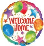 Folien-Luftballon Welcome Celebration, 45 cm, 5 Stück